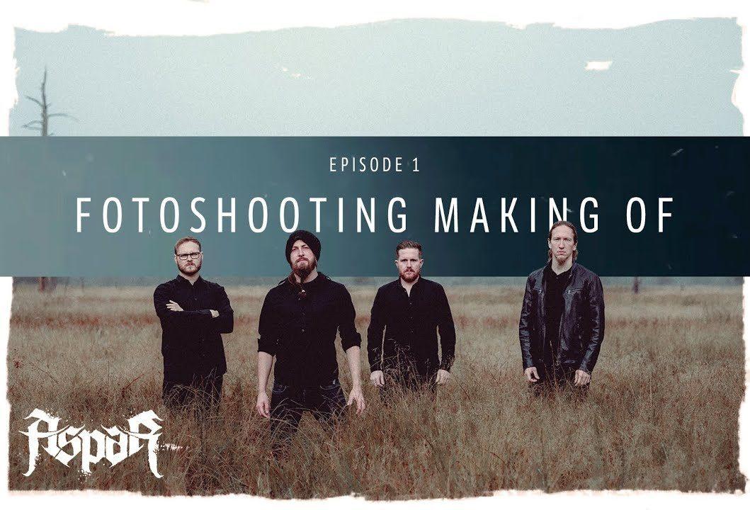 Making Of Promofotos | Episode 1