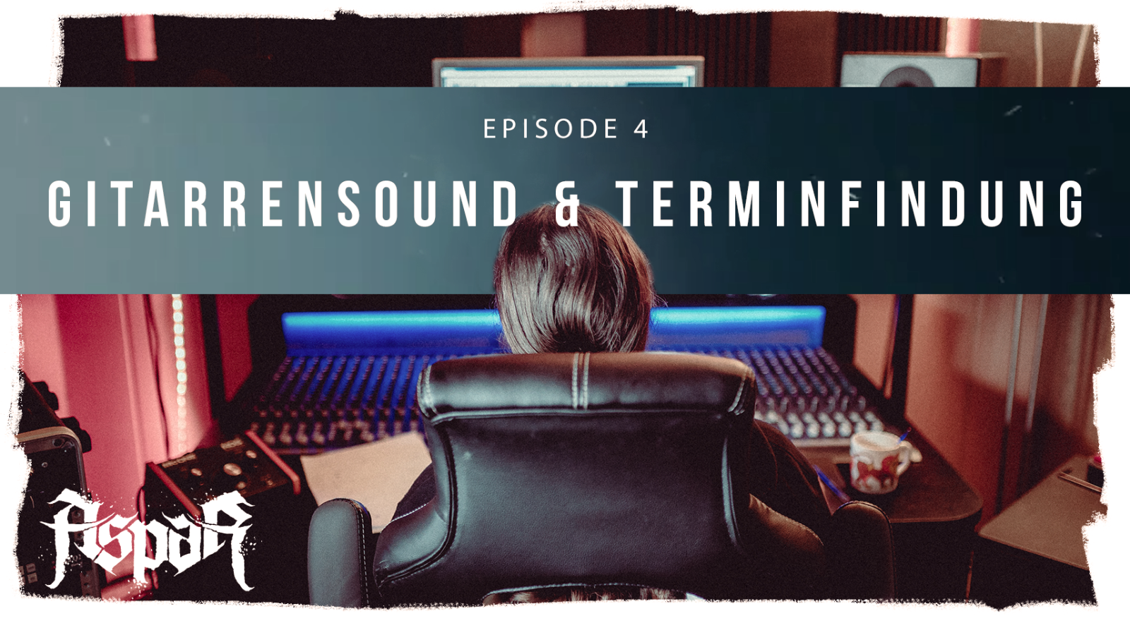 Gitarrensound & Terminfindung | Episode 4