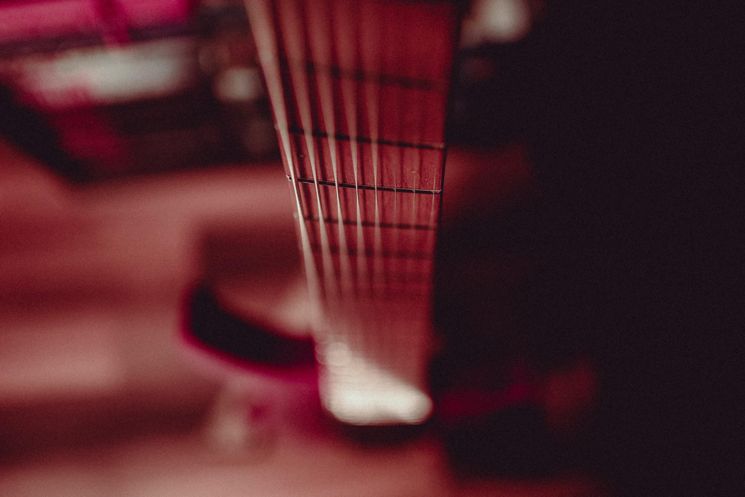 Gitarren Aufnahmen Winter '19 '20 | Impressionen