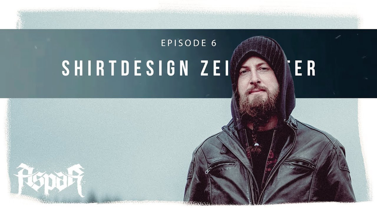 Shirtdesign Zeitraffer | Episode 6