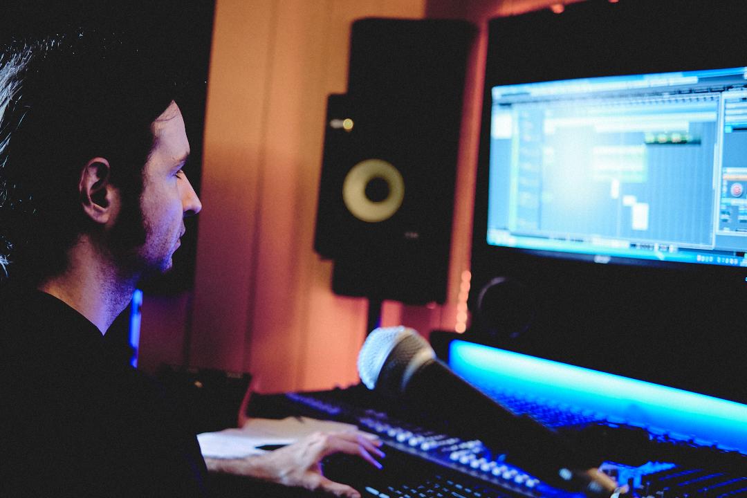 Studio – Vocal Aufnahmen