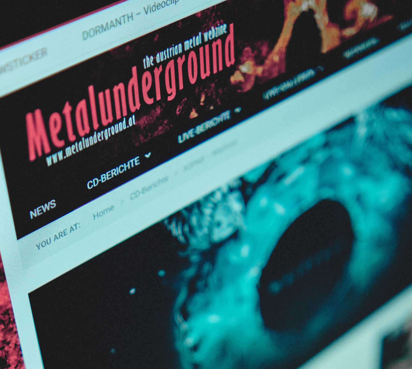 METALUNDERGROUND.AT – Review Online!