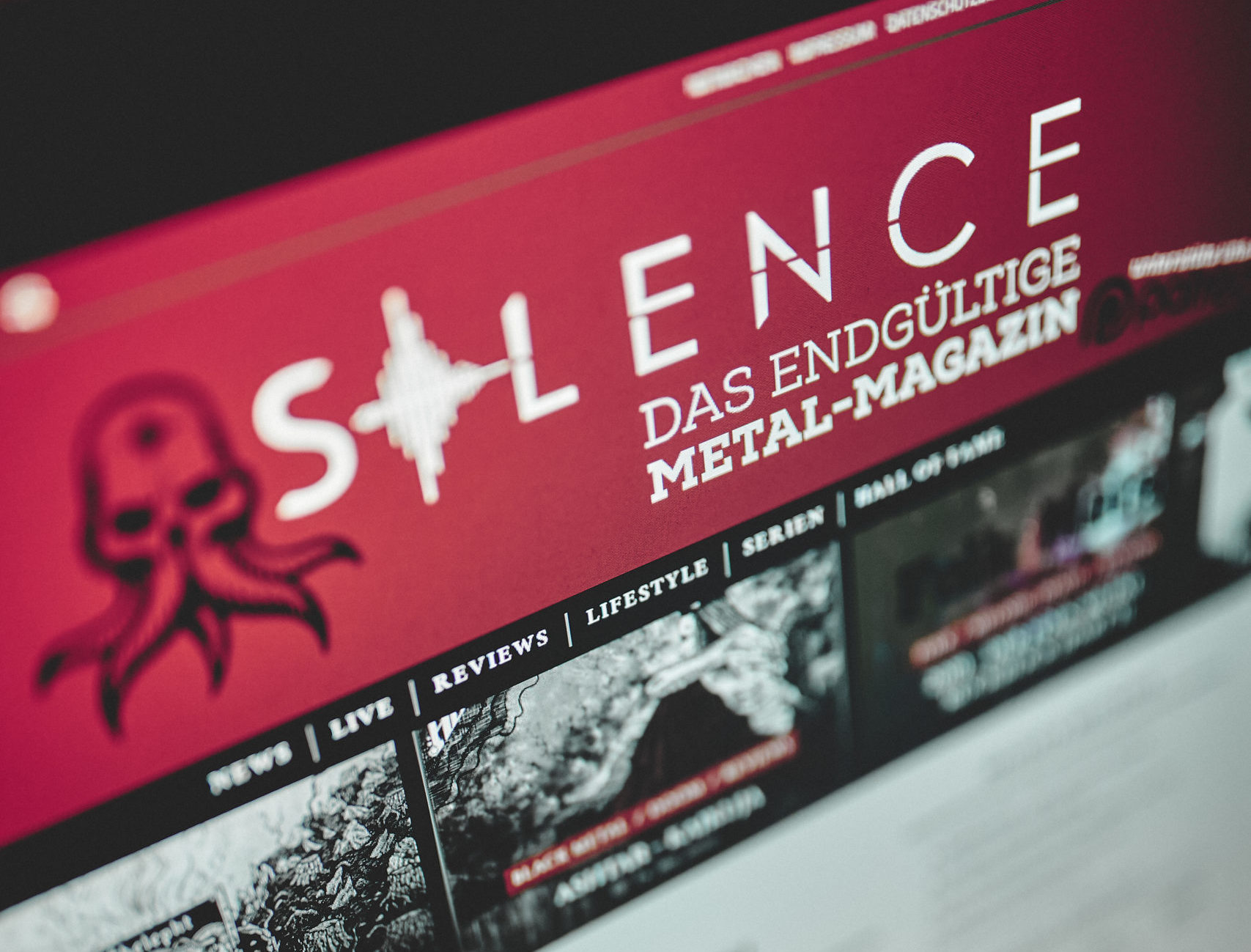 SILENCE MAGAZIN – Review Online!
